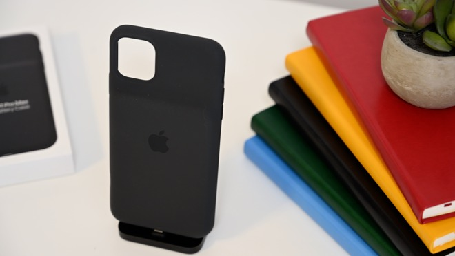 Обзор чехла Apple Smart Battery Case для iPhone 11 Pro