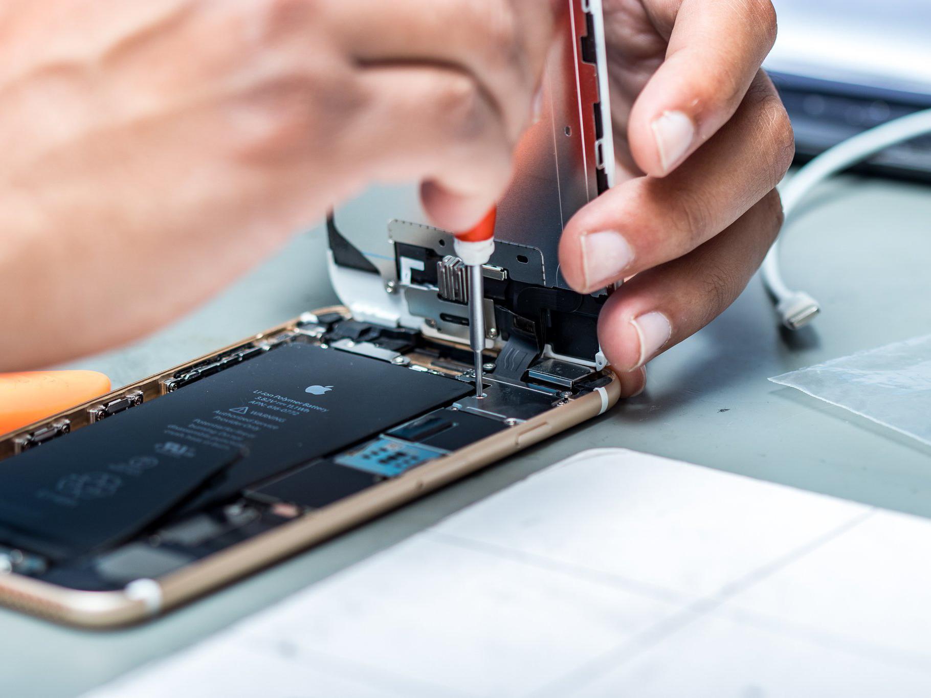 ремонт Айфонов в Рыбинске