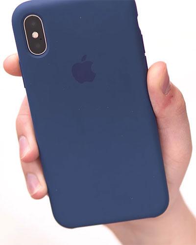 Встречайте честный обзор оригинального чехла Apple Silicone Case для iPhone  X в новом формате! Узнайте b67b9c373a12d