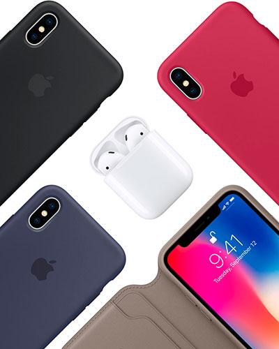 Уже приобрели себе iPhone X  Тогда узнайте какие аксессуары можно купить  для его защиты и 3918c33452e2f