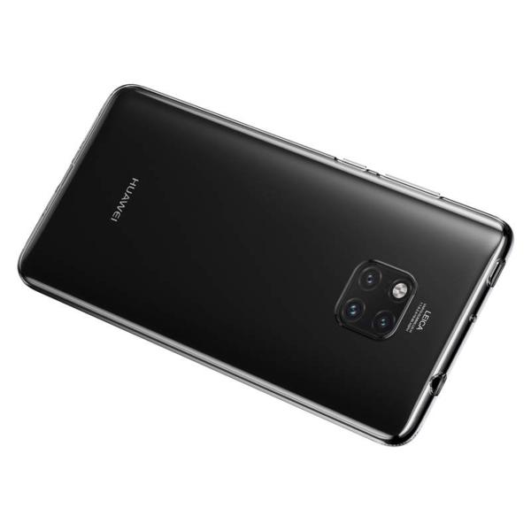 Чехол Baseus Simple Case Transparent для Huawei Mate 20 Pro