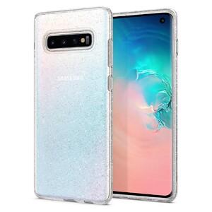 Купить Чехол Spigen Liquid Crystal Glitter Crystal Quartz для Samsung Galaxy S10