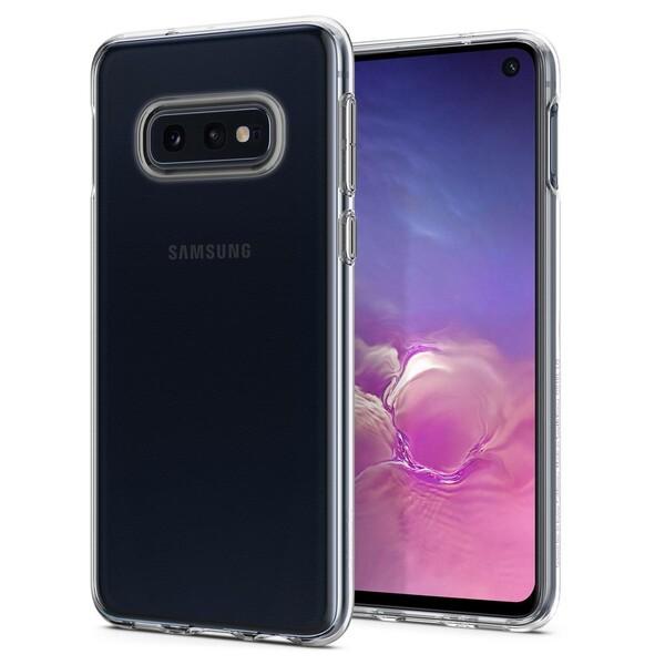 Чехол Spigen Liquid Crystal Crystal Clear для Samsung Galaxy S10e