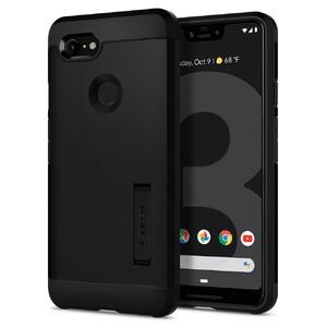 Купить Противоударный чехол Spigen Tough Armor Black для Google Pixel 3 XL