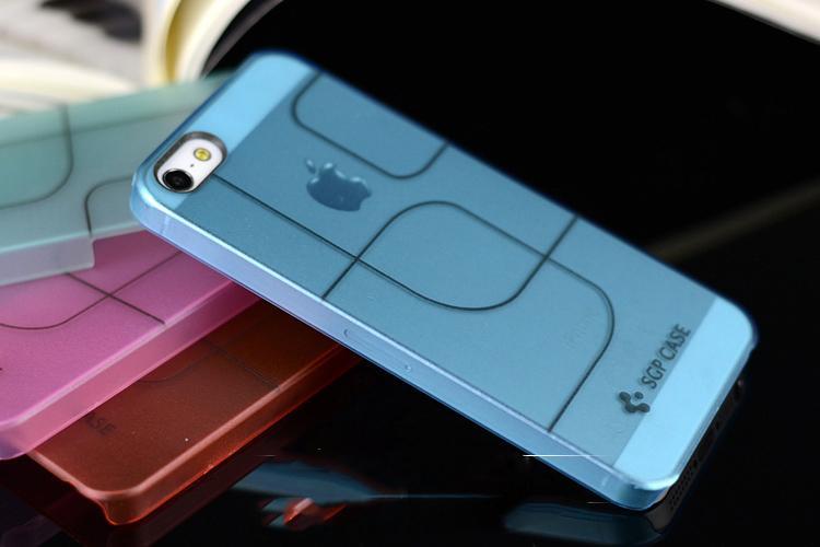 SGP Simple Stripes для iPhone 5/5S/SE