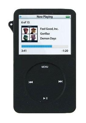 Силиконовый чехол для Apple iPod Classic