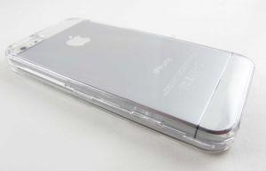 Прозрачный чехол illusion для iPhone 5/5S