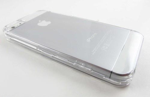Прозрачный чехол illusion для iPhone 5/5S/SE