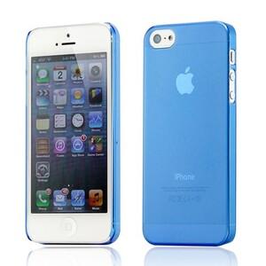Купить Ультратонкий синий чехол O'Thinner 0.2mm для iPhone 5/5S/SE