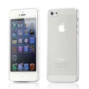 Купить Ультратонкий прозрачный чехол O'Thinner 0.2mm для iPhone 5/5S/SE