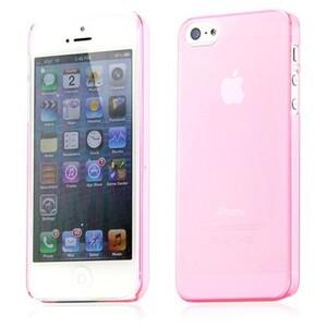 Купить Ультратонкий розовый чехол O'Thinner 0.2mm для iPhone 5/5S/SE