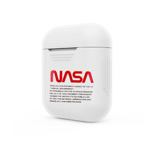 Купить Пластиковый чехол oneLounge NASA для Apple AirPods