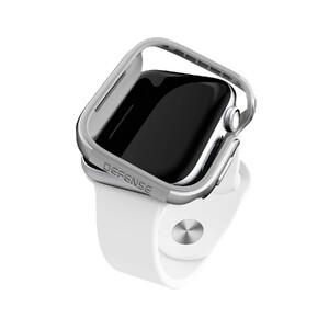 Купить Противоударный чехол X-Doria Defense Edge Silver для Apple Watch 40mm Series 5/4