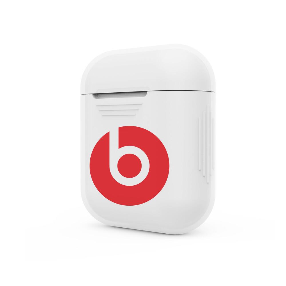 Пластиковый чехол oneLounge Beats для Apple AirPods
