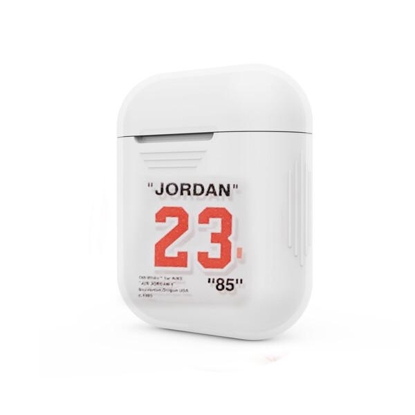 Пластиковый чехол iLoungeMax Jordan 23' для Apple AirPods