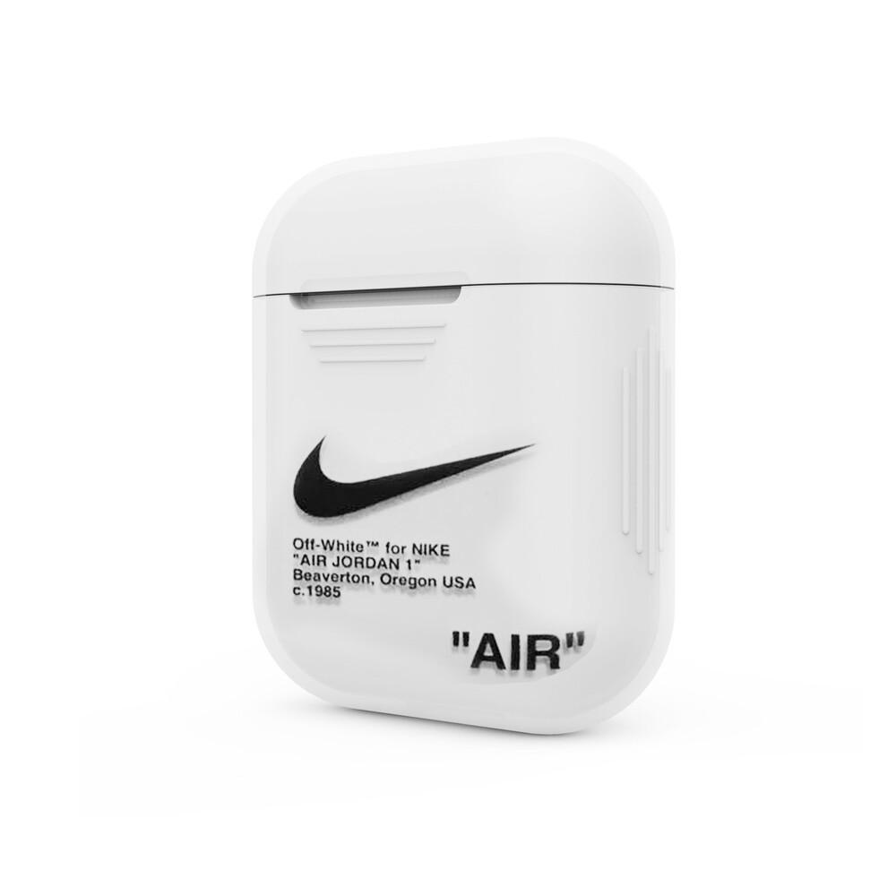 """Пластиковый чехол oneLounge Nike """"AIR"""" для Apple AirPods"""