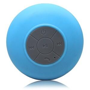 Купить Голубая водонепроницаемая беспроводная колонка hi-Shower для душа