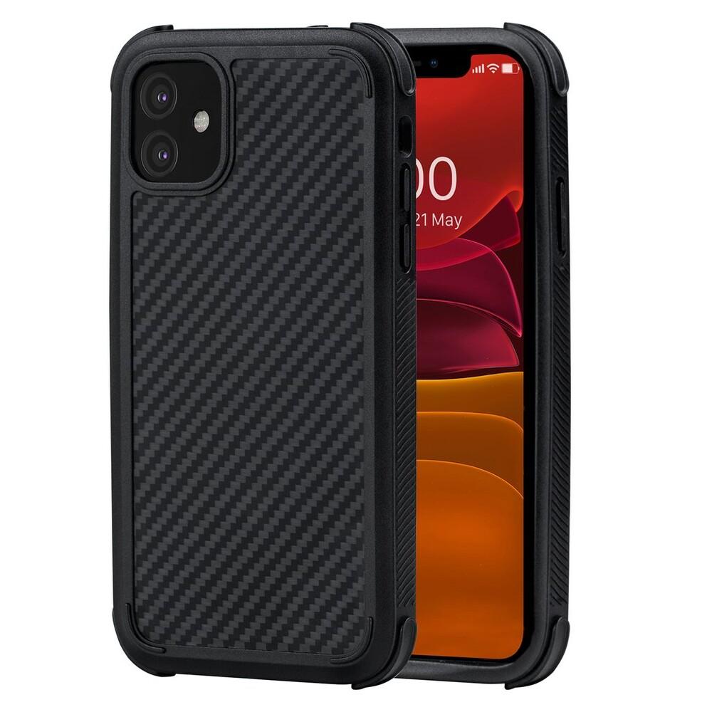 Чехол Pitaka MagCase Pro Black/Grey для iPhone 11