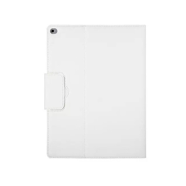 """Кожаный чехол с клавиатурой iLoungeMax Bluetooth White для iPad Pro 12.9"""""""