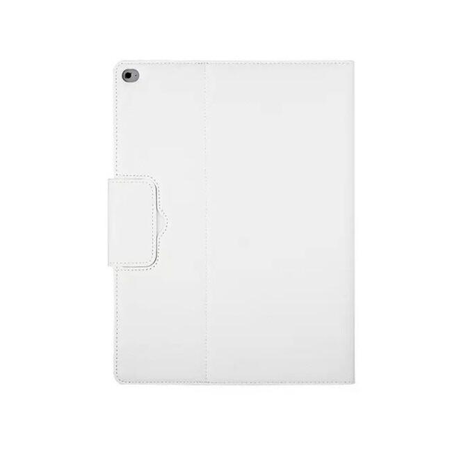 """Кожаный чехол с клавиатурой Bluetooth White для iPad Pro 12.9"""""""