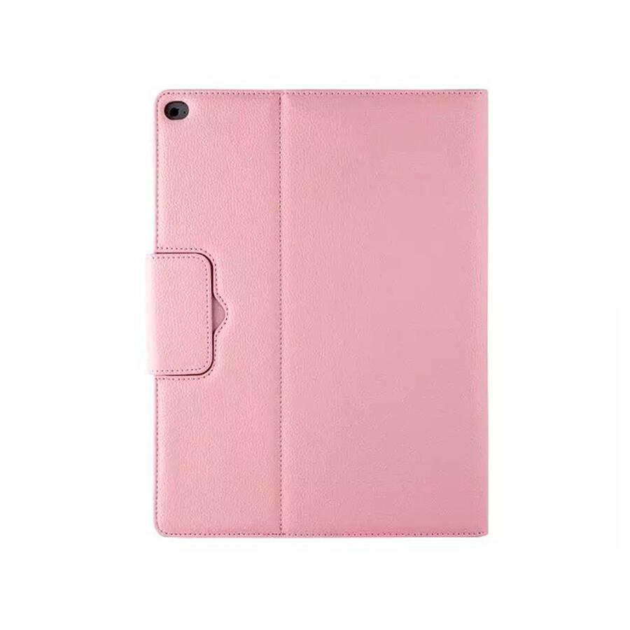 "Кожаный чехол с клавиатурой Bluetooth Pink для iPad Pro 12.9"""