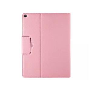 """Купить Кожаный чехол с клавиатурой Bluetooth Pink для iPad Pro 12.9"""""""