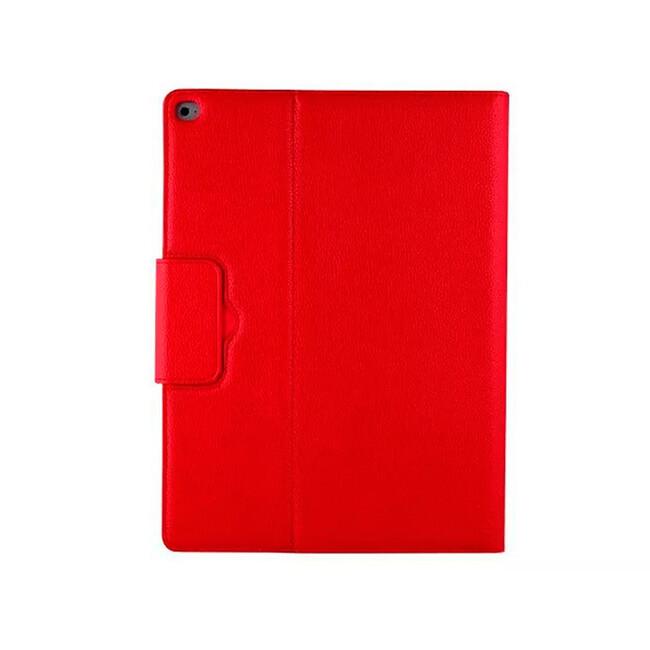 """Кожаный чехол с клавиатурой Bluetooth Red для iPad Pro 12.9"""""""