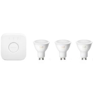 Купить Умные светодиодные лампочки Philips Hue Gu10 White And Color Ambiance Apple HomeKit (3 шт)