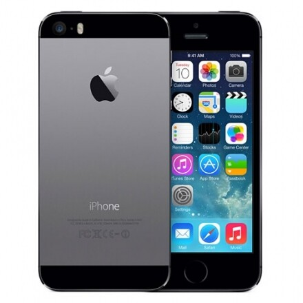Apple iPhone 5S Space Grey Refurbished