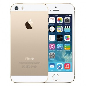 Купить Apple iPhone 5S Gold Refurbished