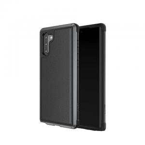 Купить Противоударный чехол X-Doria Defense LUX Black для Samsung Note 10