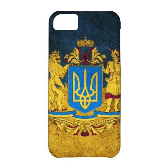 Чехол Bart Maidan с гербом Украины для iPhone 5C