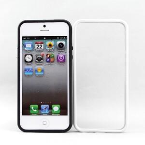 Купить Белый бампер oneLounge Apple для iPhone 5/5S/SE
