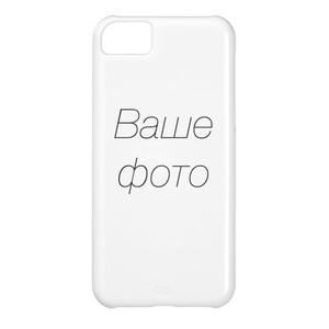 Купить Создать 3D чехол с Вашим фото Bart Eigen для iPhone 5C