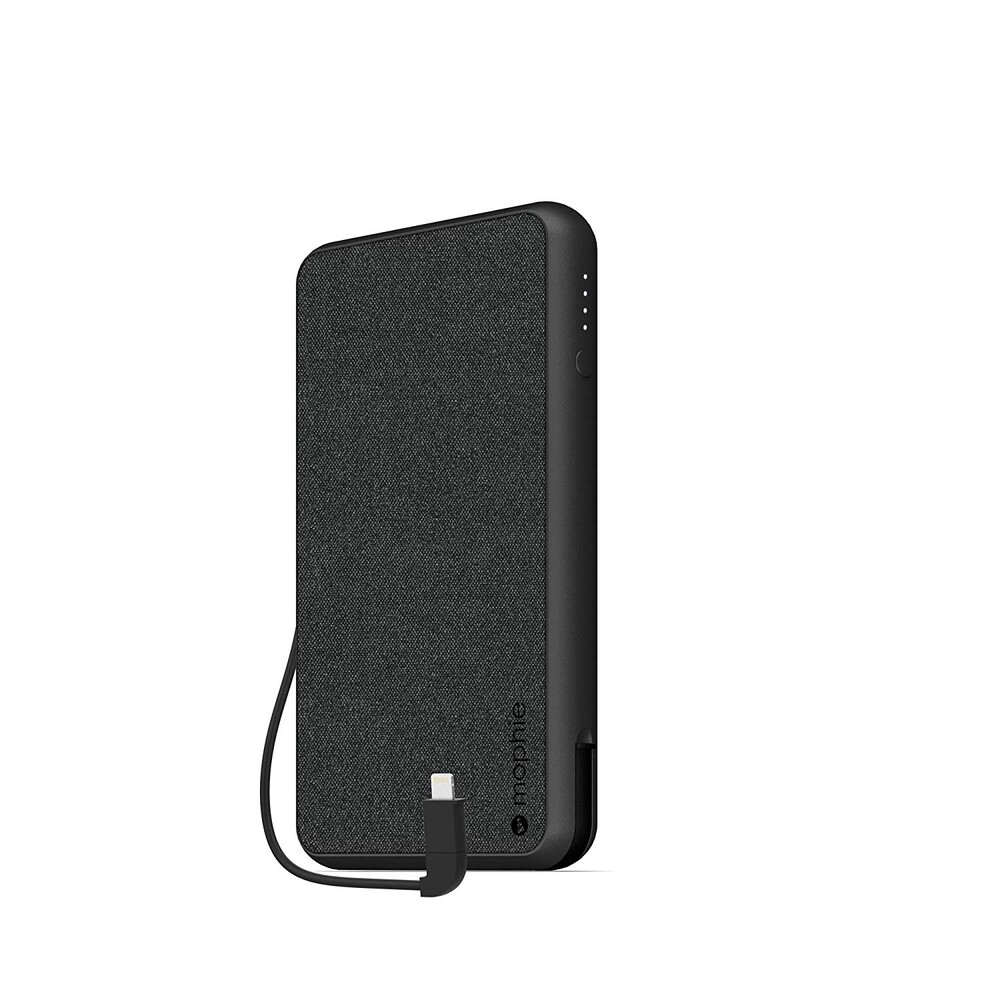 Внешний аккумулятор Mophie Powerstation Plus XL Black Power Bank 10000 мАч