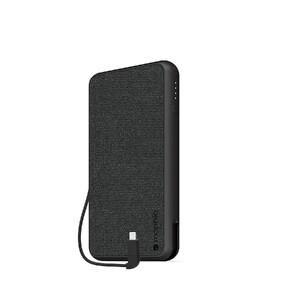 Купить Внешний аккумулятор Mophie Powerstation Plus XL Black Power Bank 10000 мАч