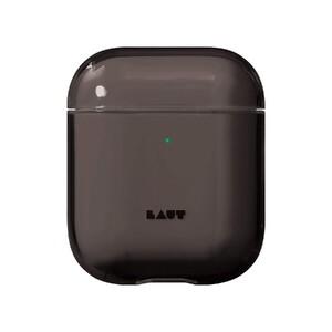 Купить Пластиковый чехол Laut Crystal X Black для Apple AirPods