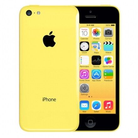 0a14e55de70a5 Apple iPhone 5C Желтый Refurbished