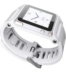Купить Ремешок-часы Lunatik TikTok White для iPod Nano 6G