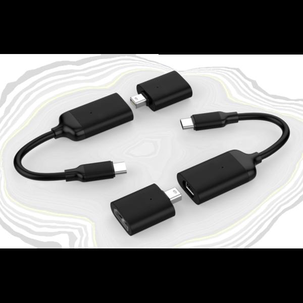 Адаптер 2 в 1 для MacBook HyperDrive USB-C to Mini DisplayPort |  HDMI