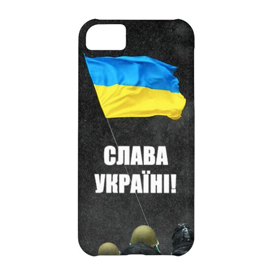 "Чехол Bart Maidan ""Слава Україні!"" для iPhone 5C"