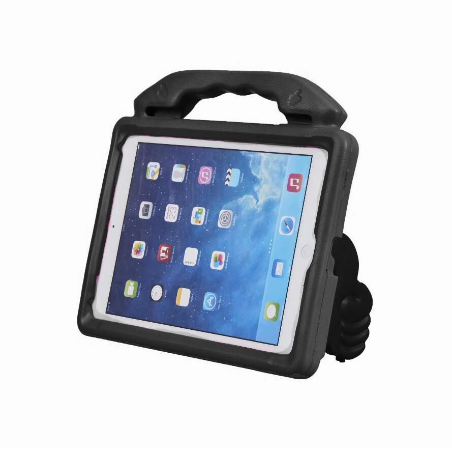 "Детский чехол iLoungeMax Kids Stable Black для iPad 9.7"""