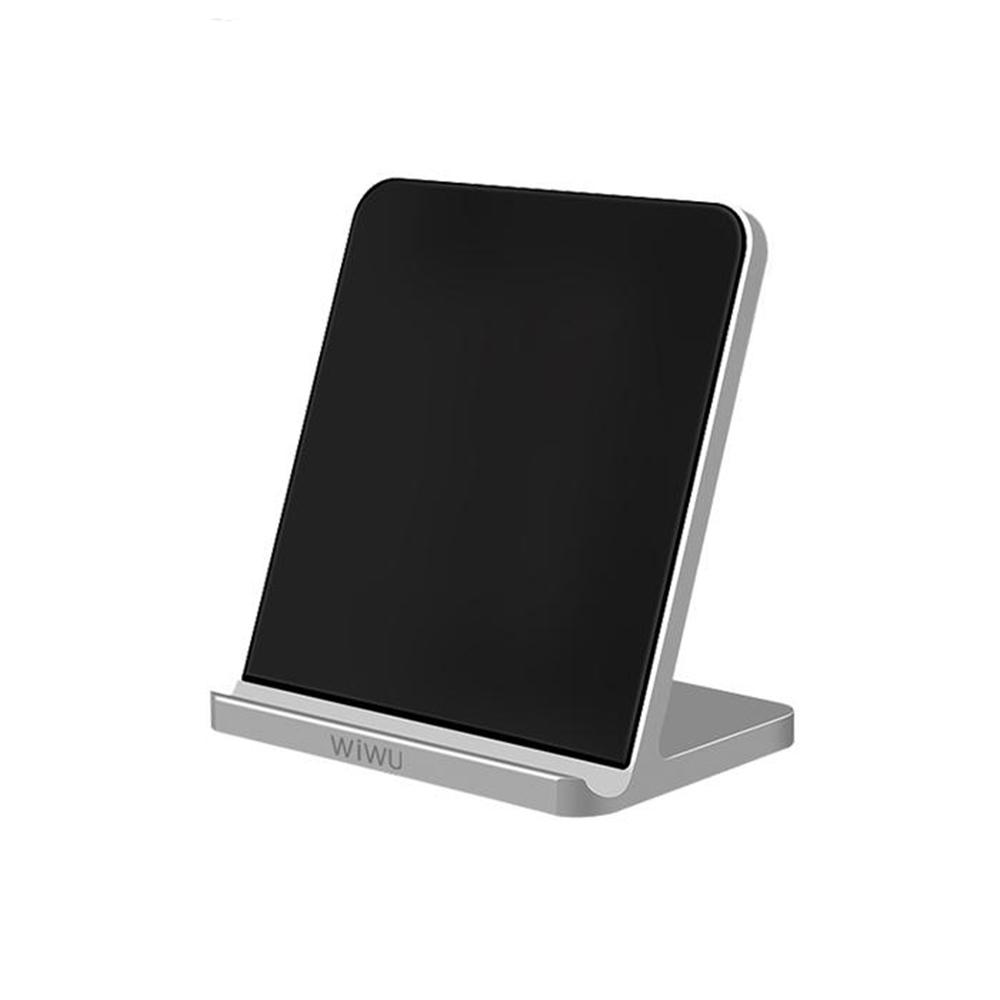 Купить Беспроводная зарядка Wiwu M1 Desktop Wireless Charger Black