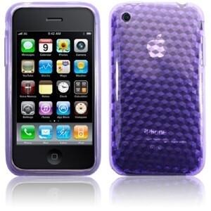 """Силиконовый чехол """"Бриллиант"""" для iPhone 3GS и 3G"""