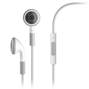 Наушники Apple второго поколения для iPhone, iPad, iPod Touch (MB770)