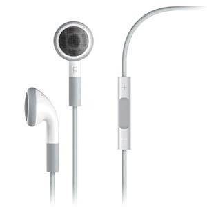 Купить Наушники Apple второго поколения для iPhone, iPad, iPod Touch (MB770)