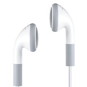 Наушники Apple (MA662) для iPod, iPhone, iPad