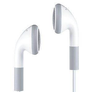 Наушники Apple для iPod, iPhone, iPad