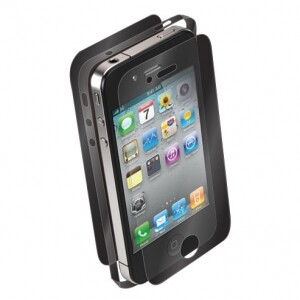 Комплект пленок для полной невидимой защиты iPhone 4/4S