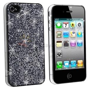 Купить Накладка  Swarovski для iPhone 4/4S